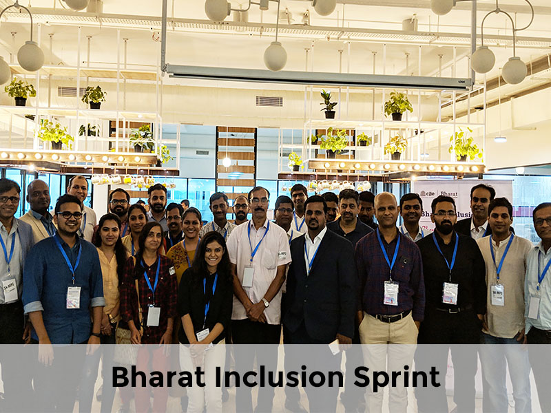 Bharat Inclusion Sprint
